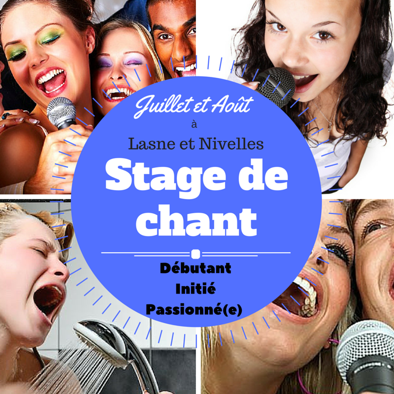 Stage de chant - Iniciation